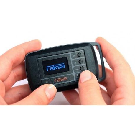 Wykrywacz podsłuchów analogowych i cyfrowych RAKSA iDET