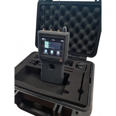 Wykrywacz podsłuchów GPS kamer D8000 Plus